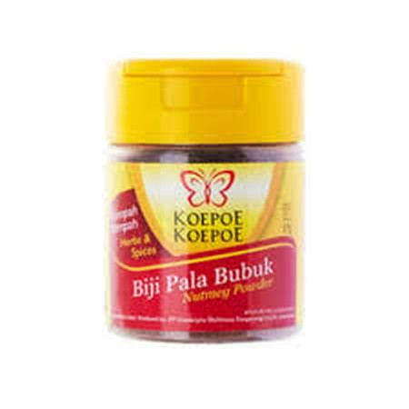 Instant Cooking Spices. Hygienically Processed And Packaged. Does Not Contain Preservatives So It Can Last A Long Time. Ideal To Complement Your Kitchen Ingredients  Instant Cooking Spices With Nutmeg Variants That Have Been Finely Ground Into A Powder Th