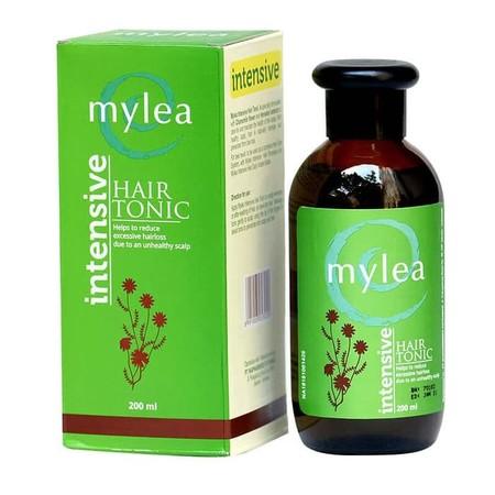 Mylea Intensive Hair Tonic diformulasikan khusus mengandung ekstrak bunga Chamomile dan Horsetail serta zat aktif lainnya yang membantu menjaga kesehatan kulit kepala. Dengan kulit kepala yang sehat, maka rambut akan kuat secara alami dan terlindungi dari