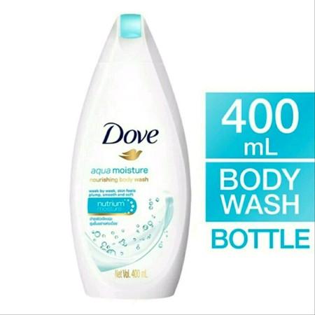 Dove Aqua Moisture Body Wash Refill 400Ml  Kulit Membutuhkan Perawatan Dan Nutrisi Setiap Hari. Debu, Terik Matahari, Dan Cuaca Yang Sering Berubah Menjadikan Kulit Cepat Kering Dan Kusam. Dove Menawarkan Perawatan Body Wash Dengan Teknologi Natrium Moist