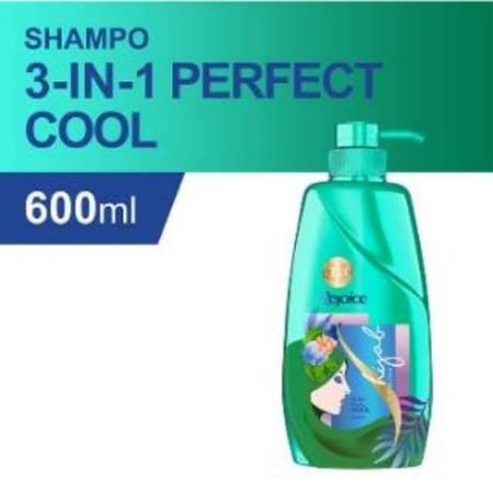 Dapatkan rambut wangi, segar, lembut, dan bebas ketombe dengan Sampo Rejoice 3-in-1 Perfect Perfume. Dibuat dengan parfum mawar dan bunga Kasturi yang akan membuat rambutmu wangi sepanjang hari bahkan di bawah hijab.