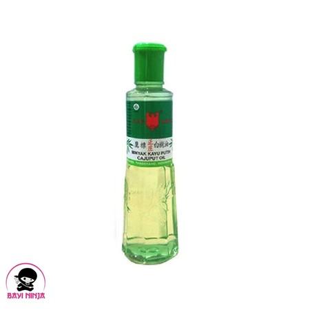 Cap Lang Kayu Putih Plus sebagai pelopor anti nyamuk alami dengan perpaduan antara Cajuput Oil (minyak kayu putih) yang senantiasa memberikan kehangatan dan membantu meringankan sakit perut, perut kembung, rasa mual, dan gatal-gatal akibat gigitan serangg