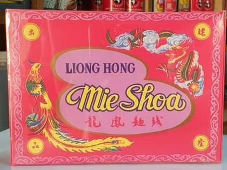 Mie Shoa misua misoa Liong Hong 300gr Mie Beras