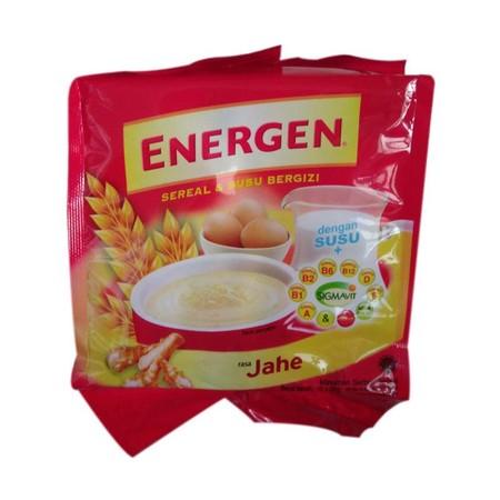 Energen Jahe - Sereal Susu Bergizi Energen Sereal Adalah Minuman Makanan Bergizi Berupa Sereal Dan Susu Instan Yg Mengandung Kebaikan Susu Dan Sereal Oat Serta Kumpulan Vitamin-Mineral-Telur. Sejatinya Minuman Ini Sangat Baik Untuk Mengisi Kebutuhan Tubuh