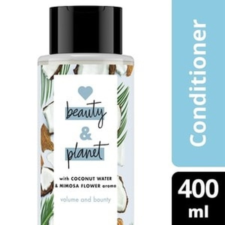 Volume and Bounty conditioner membuat rambutmu tampak tebal bervolume dan tidak lepek. Dilengkapi dengan kandungan bahan alami organic Coconut Water dan keharuman Mimosa Flower yang lembut.