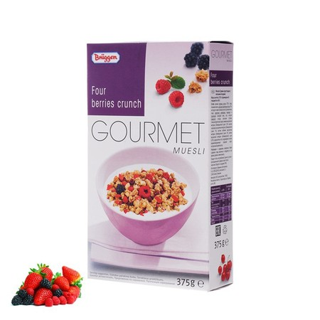 Briiggen`S Range Of Gourmet Mueslis, Packed With Essential Nutrients And Energy, Make An Important Contribution To A Well-Balanced Diet Day After Day. For An Enjoyable Breakfast Experience, Try Our Gourmet Muesli. This Good Mood Food Is Truly A Feast For