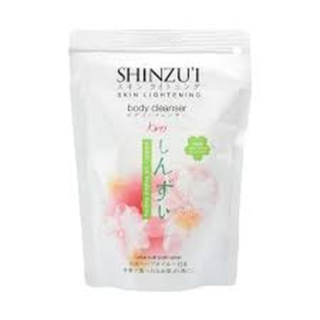Shinzui Body Cleanser Sakura 200Ml Adalah Sabun Cair Yang Dapat Membersihkan Dan Mencerahkan Kulit Secara Alami Dan Lebih Efektif. Sabun Cair Dari Jepang Ini Diperkaya Dengan Herba Matsu Oil, Bahan Pemutih Yang Mencerahkan Kulit Dengan Membentuk Leuko-Mel