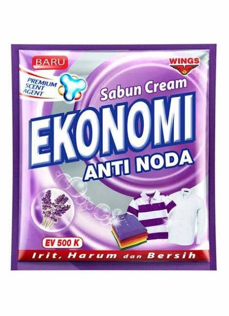 Excellent Quality Cream Detergent In Indonesia. It Is Formulated With Double Active Ingredients That Can Easily Remove Any Kind Of Stains, Fluorescent Agent (Optical Brightener Agent) That Protects Clothes' Colours, And A High Quality Perfume To Keep Your