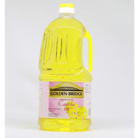 Minyak Kanola Diperolah Dari Hasil Ekstrak Biji Bunga Canola Mengandung 100% Minyak Kanola Murni Tanpa Campuran Minyal Lainnya.