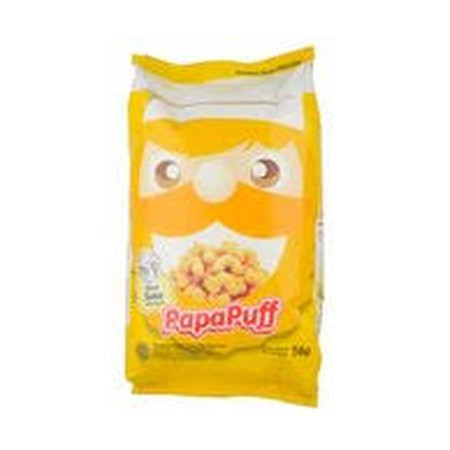 Papapuff condensed milk flavor is a delightful corn puffs coated with delicious creamy milk sauce. It is made from the freshest milk that has been condensed
