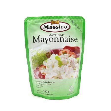 Mayo serbaguna yang dapat dipergunakan sebagai cocolan ataupun bahan pelengkap masakan