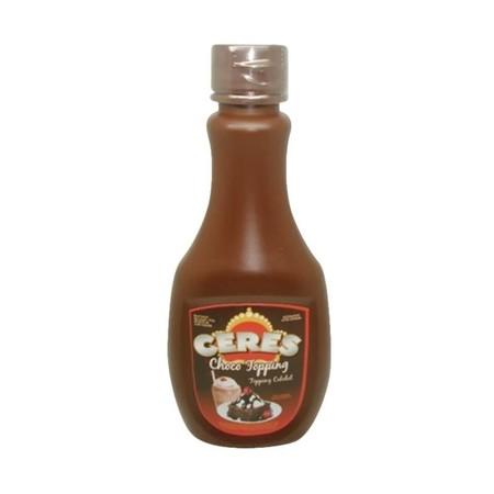 Sirup Cokelat Cocok Untuk Topping Berbagai Makanan Maupun Minuman