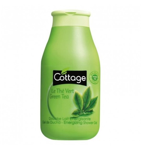 An Extra-Mild Formula Let Yourself Be Captivated By The Extreme Softness Of Cottage Shower Milk Enriched In Moisturizing Compounds And Offer Your Skin All The Benefits Of Green Tea, Which Is Known For Its Energizing Properties. Its Creamy Foam And Milky T