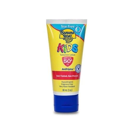 Banana Boat  Sunscreen Lotion For Baby -Tidak Perih Di Mata  -Membantu Melindungi Kulit Anak -Memiliki Formula Avotrilex  Yang -Kedap Air, Ringan, Dan Lembut -Memberikan Perlindungan Uva / Uvb Yang Dapat Dipotret Yang Tidak Akan Terurai Di Bawah Sinar 0
