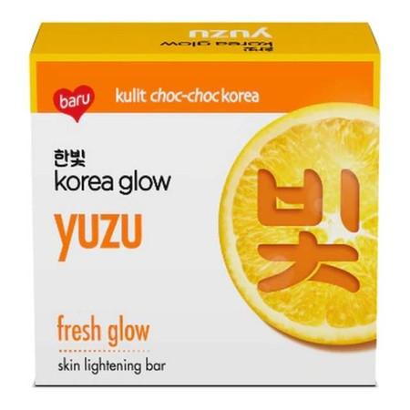 Annyeong! Baru Dari Korea Glow! Refreshing Body Wash Dengan Yuzu Yang Menyegarkan. Memiliki Kulit Cerah Merupakan Idaman Setiap Wanita, Maka Buah Yuzu Yang Diperkaya Dengan Vitamin C Ini Memberikan Khasiat Untuk Membuat Kulit Tetap Cerah, Segar, Dan Membe