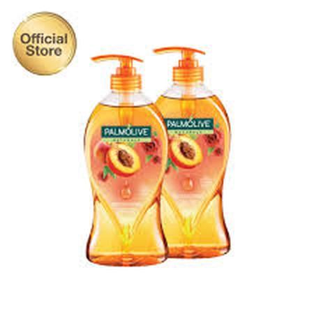 Shower gel sabun mandi Aroma shower gel mewah yang menenangkan dari paduan keindahan alam Formula unik paduan ekstrak buah peach dan wangi bunga mawar Memberikan sensasi mandi yang menenangkan sekaligus menyenangkan