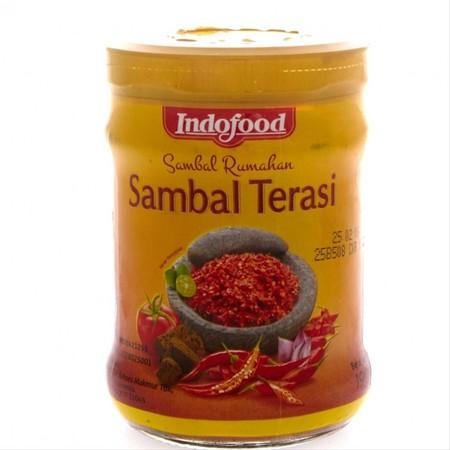 Untuk Menjaga Keasliannya Sambal Terasi Indofood Digali Dari Resep Tradisional Indonesia. Terbuat Dari Terasi Berkualitas Yang Merupakan Fermentasi Udang Rebon Dan Cabe Rawit Segar Pilihan Menjadikan Sambal Terasi Indofood Lebih Lezat Terasinya Dan Lebih