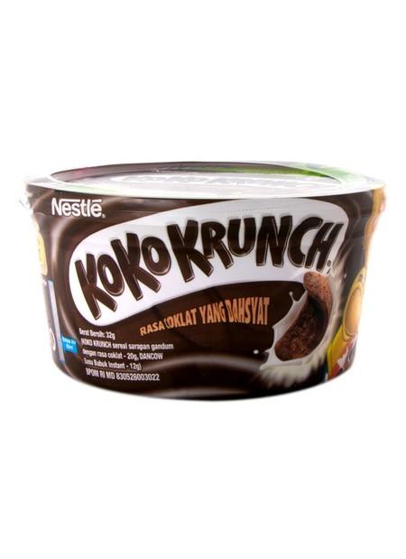 Koko Krunch Combo Pack 20 Gr Merupakan Sereal Sarapan Sehat Yang Baik Untuk Anak Anda Dengan Tekstur Yang Renyah Dan Rasa Coklat Yang Lezat. Sereal Ini Mengandung Energy, Protein, Vitamin C, Vitamin B1, B2, B3, B5, B6, B12, Dan Calcium Sehingga Dapat Memb