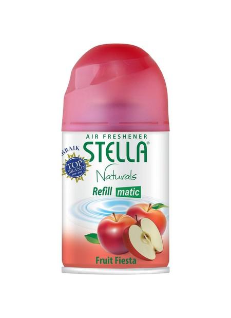 Kemasan Refill Stella Matic 225 Ml Dengan Wangi Yang Meyegarkan.
