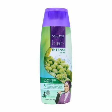Sariayu Hijab Shampoo merupakan shampoo dengan formula yang lembut untuk membersihkan rambut dan kulit kepala, tidak iritasi di mata dan teruji klinis serta tidak menyebabkan iritasi pada kulit kepala. Diperkaya dengan bahan alami untuk membantu merawat k