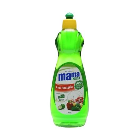 Mama Lime Adalah Cairan Pencuci Piring Dengan Anti Bacterial Agent Food Grade Yang Sangat Efektif Membunuh Kuman. Ampuh Menghilangkan Sisa Pestisida Pada Buah & Sayur Hingga 99% Dan Menjadikannya Lebih Bersih Higinis. Ada Mama Lime, Semua Bersih Higinis!