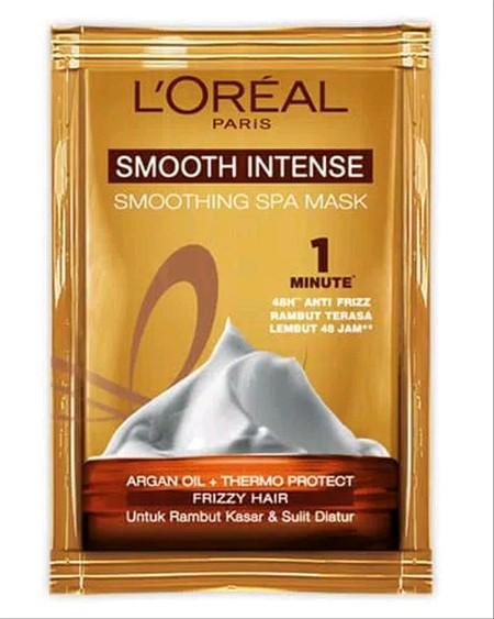 Diciptakan untuk mengatasi rambut yang kusut, kasar dan sulit diatur. Menjadikan rambut 4x lebih halus dan anti kusut selama 48 jam. Dapatkan rambut halus, lembut, mudah diatur dan indah sepanjang hari! (1) Diperkaya dengan Argan Oil yang menjadikan rambu