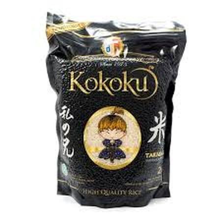 Kokoku Premium Japonica Rice merupakan beras jepang yang diolah dari padi pilihan dan diproses secara higienis. Beras jepang premium kokoku aman untuk dikonsumsi. Beras jepang ini berkualitas super sehingga ketika dimasak hasilnya akan menjadi pulen dan s