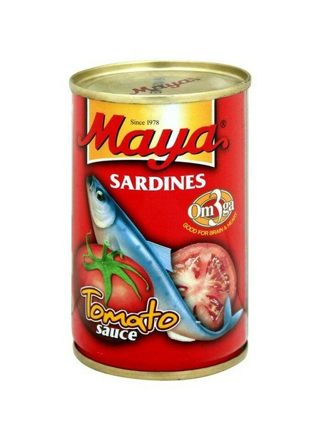 Maya Sardines Tomato Sauce 155 Grmaya Has Been Acknowledged Both By The Local And International Quality Institutions Including Us Fda(Food And Drug Administration), Cfia(Canadian Food Inspection Agency) And European Union. Our Quality Assurance Starts By