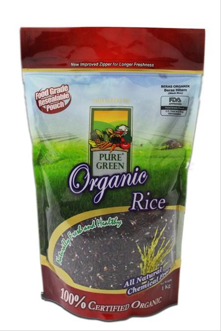 Beras Hitam adalah beras yang pada zaman dahulu hanya dikonsumsi oleh para raja karena langka dan manfaatnya yang sangat hebat. Beras hitam dapat membantu meningkatkan daya tahan tubuh, memperbaiki sel hati, mencegah gangguan fungsi ginjal, mencegah kanke