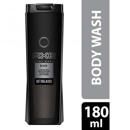 Axe Body Wash Get Relaxed Botol 180Ml Sabun Mandi Dengan Wangi Yang Intens Dan Maskulin. Aromanya Memberikan Kesegaran Pada Tubuh Sehingga Tubuh Akan Terasa Fresh Dan Harum Sepanjang Hari. Gunakan Setiap Hari Untuk Hasil Yang Maksimal.