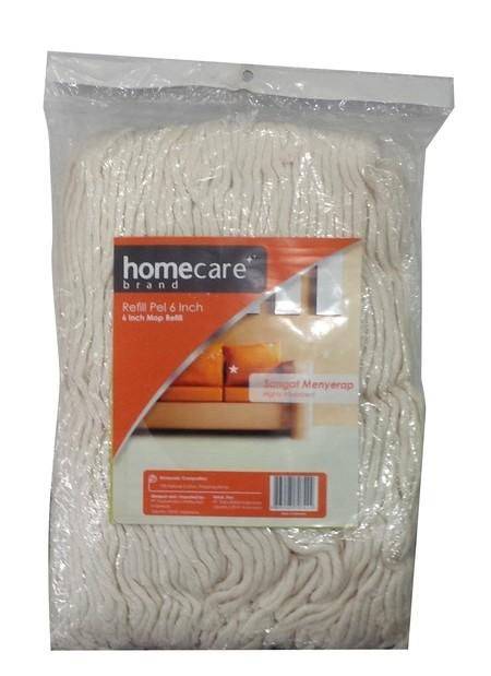 Home care refill kain pel set berbahan katun
