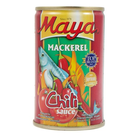 Mackarel In Chili Sauce. Maya Has Been Acknowledged Both By The Local And International Quality Institutions Including Us Fda(Food And Drug Administration), Cfia(Canadian Food Inspection Agency) And European Union. Our Quality Assurance Starts By Making S