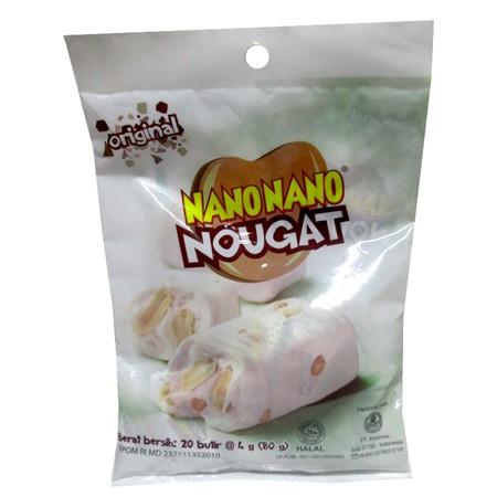 Kembang gula / permen empuk (soft candy) dengan campuran kacang dan susu yang pas. Dikemas dalam kemasan sachet yang praktis dibawa kemana saja dan kemasan sak untuk konsumsi seluruh keluarga.
