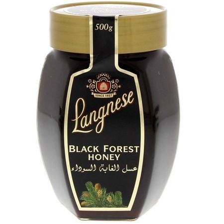 Langnese Black Forest Honey Madu [500 G] Merupakan Madu Dari Lebah Berkualitas. Tanpa Proses Filterisasi, Pemasakan Maupun Penambahan Bahan-Bahan Lainnya. 100% Madu Murni Mentah. Sangat Bagus Untuk Kesehatan, Kecantikan Serta Meningkatkan Imunitas Dan Men