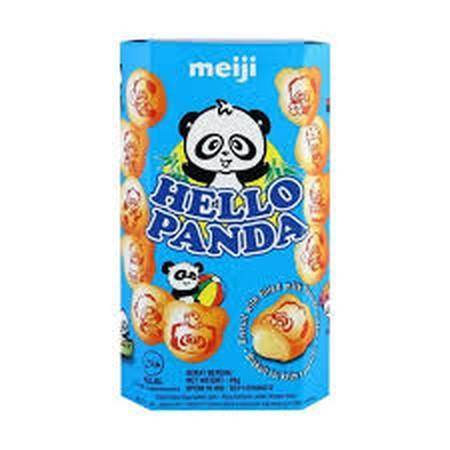 Meiji Hello Panda Milk Vanilla Biskuit [45 gr] merupakan biskuit dengan isi krim yang renyah dan nikmat, sehingga cocok untuk dinikmati setiap hari saat santai Anda bersama keluarga.