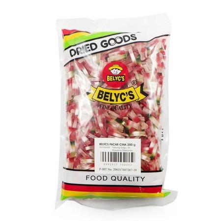 Dipilih untuk dijadikan campuran berbagai macam kudapan; baik yang panas atau yang dingin; baik yang berasa manis, gurih, atau asin.