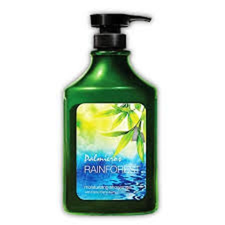 Palmieros Shower Gel Rainforest 750ml Keserderhanaan hidup yang murni dan alami. Persembahan dari alam untuk tubuh Anda, Palmieros menghadirkan bahan-bahan botani yang eksotis untuk pengalaman mandi terbaik anda. Rasakan khasiat Rainforest dari Palmiero