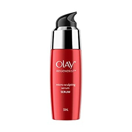 Hingga kini, serum wajah persembahan Olay ini memiliki tingkat konsentrasi Amino-Peptidae Complex tertinggi yang mengandung campuran pelembab Olay, lalu diaplikasikan sebelum menggunakan pelembab harian Anda. Amino-Peptida Complex yang sangat terkonsentra