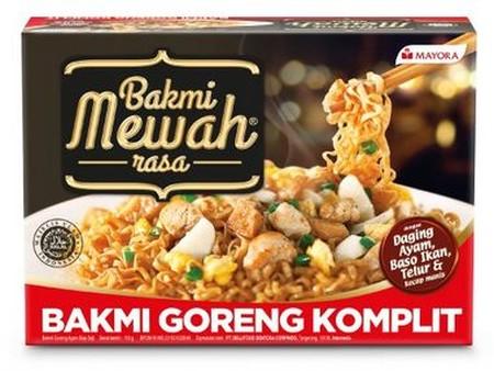 Bakmi Mewah Adalah Produk Bakmi Siap Saji Istimewa Dengan Daging Ayam Asli Yang Nikmat Dan Menjadikannya Lezat, Enak Dan Aman Untuk Dikonsumsi.