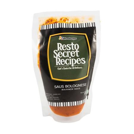 Saus yang tepat dipergunakan untuk pasta maupun makanan lainnya.