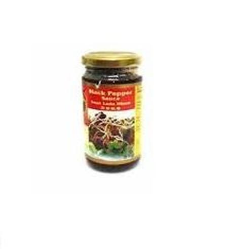 Taihua Black Pepper Sauce Saus & Sambal [195 mL] merupakan saus lada hitam yang memiliki aroma wangi yang dapat digunakan untuk memasak maupun cocolan, ready to eat. Penyedap untuk berbagai masakan tumisan, olesan panggangan, dan marinasi. Bersertifikasi