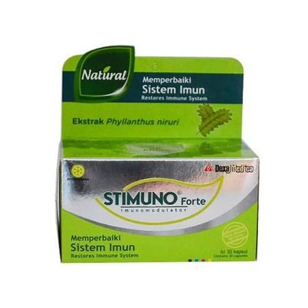 STIMUNO Forte membantu sistem imun tubuh agar bekerja lebih aktif dan dapat memperbanyak produksi antibodi sehingga kekebalan tubuh lebih kuat. Konsumsi secara teratur akan membantu tubuh membangun sistem imun (kekebalan tubuh) agar lebih kuat. . STIMUNO