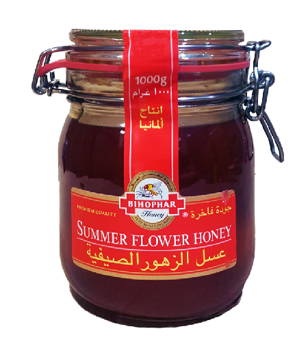 Bihophar Honey Is Totally Natural And Sourced From Selected And Very Experienced Beekeepers In Carefully-Chosen Areas Who Guarantee Careful Harvesting That Protects The Nutrients.