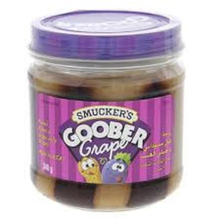 Smucker'S Concord Grape Selai 340 G Adalah Selai Anggur Yang Terbuat Dari Komposisi Bahan Pilihan Dan Alami, Cocok Dinikmati Dengan Roti Sebagai Menu Sarapan Sehat Anda. Komposisi : Buah Anggur (50%), Sirup Jagung Tinggi Fruktosa, Sirup Jagung, Pengental
