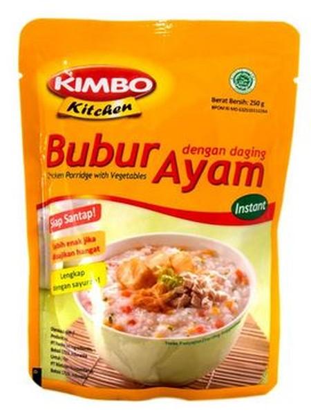 Kimbo Kitchen, Hidangan Praktis Dan Lezat Terbuat Dari Daging Dan Sayuran Pilihan Kaya Cita Rasa.
