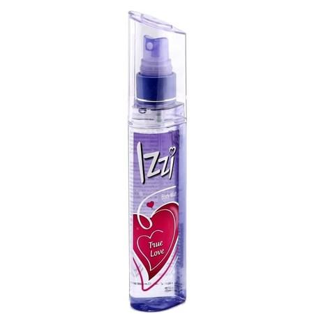 Izzi Body Mist Spray merupakan cologne yang dapat digunakan sehari-hari , memiliki wangi yang segar.