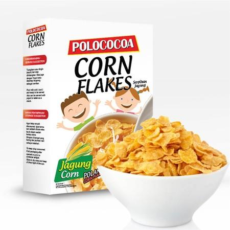 Nestle Corn Flakes Cereal 275 Gr Sarapan Menyehatkan Dari Nestle Corn Flakes Bagi Anda Yang Mungkin Memiliki Padatnya Aktivitas Dan Tidak Sempat Untuk Memasak Sarapan Pagi, Sereal Bisa Dijadikan Alternative Untuk Sarapan. Pasalnya, Selain Dinilai Sangat P