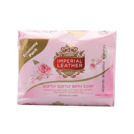 Nikmati Kebaikan Alami Rose Tea Dan Hydrolized Milk Dari Cussons Imperial Leather Body Wash Softly Softly Sebagai Anti-Oksidant Yang Senantiasa Merawat Kelembutan Kulit Anda Sekeluarga. Diperkaya Dengan Kandungan Triple Moisturising Complex (Glycerine, La