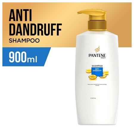 Ketombe dan rambut rontok adalah dua masalah rambut yang menyebalkan karena merusak penampilan. Kini tak perlu khawatir lagi, dengan shampo Pantene Anti Dandruff, kamu bisa mendapatkan dua manfaat dalam satu kali keramas.  Formula Pro-Vitamin yang disempu