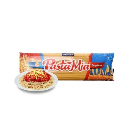 Pastamia Pronas Spaghetti Made From Quality Wheat. All The Atmosphere Of The Most Delicious Meals Spaghetti Pastamia Pronas.
