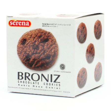 cookies bertabur chocochips dari Serena. terbuat dari bahan berkualitas dengan rasa yang sangat enak.